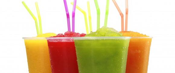 Blueberry Lime-Aid Slushy Recipe — Dishmaps