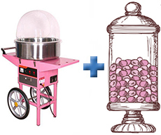 Candy-Bar-and-Fairy-Floss-Deal
