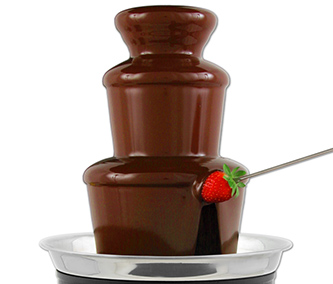 Chocolate-Fountain