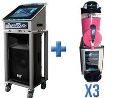 Digital-Karaoke-Jukebox-and-Triple-Slushie-Deal