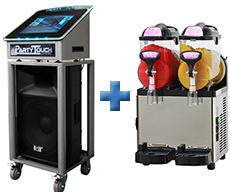 Digital-Karaoke-jukebox-and-Mini-Twin-Slushie-Deal