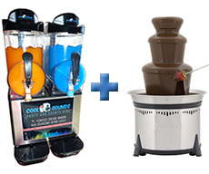 Twin-Slushie-and-Chocolate-Fountain-Deal