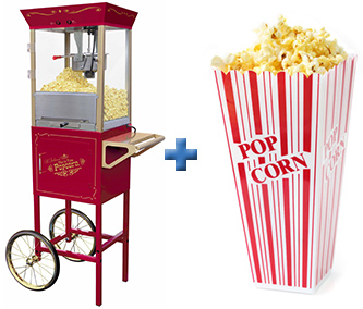 popcorn-and-cart