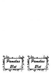 PAMELAS-21ST